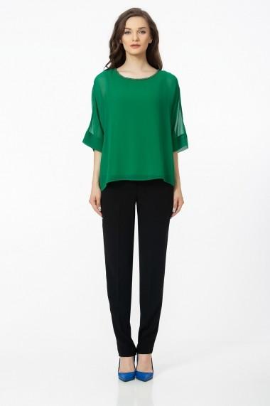 Bluza Sense Azzuro SLE743 verde