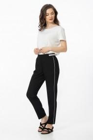 Pantaloni drepti Sense Miccia negru