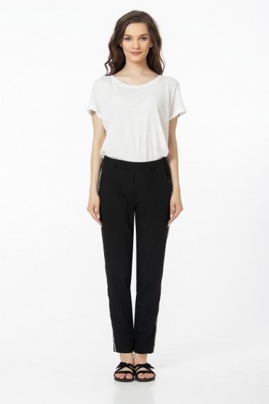 Pantaloni Sense Kelsy negru