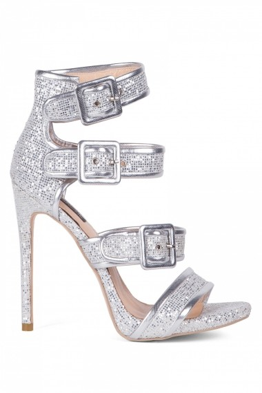 Sandale NISSA EXSA5713 Argintiu