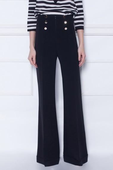 Pantalon NISSA P8293 Negru