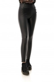 Roh Boutique Legging nadrág ROH-8793 Fekete