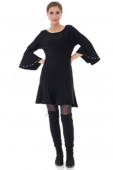 Rochie scurta Roh Boutique scurta - DR3712 neagra