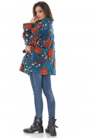 Palton Roh Boutique JR500 Multicolor