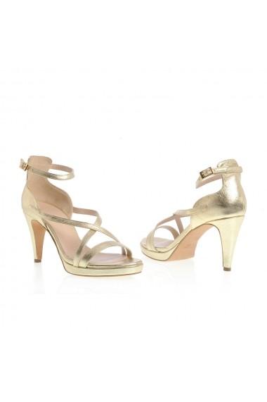Sandale cu toc Veronesse 799/011