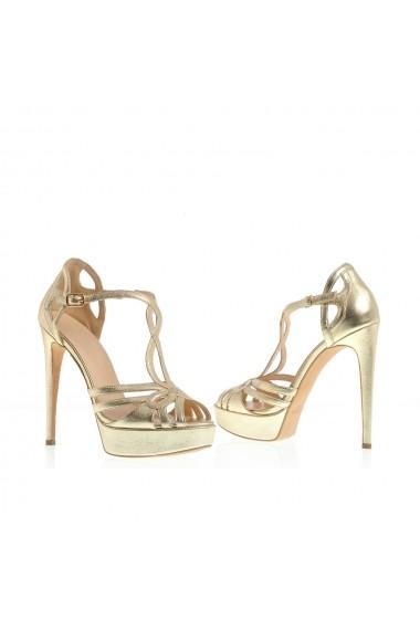 Sandale cu toc Veronesse 520/641