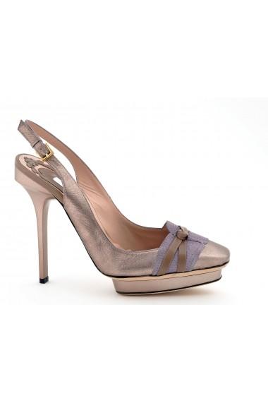 Sandale pentru femei marca Pollini din piele