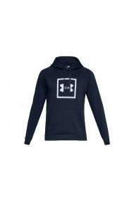 Hanorac pentru barbati Under Armour Rival Fleece Logo Hoodie 1329745-408