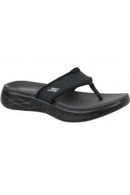 Papuci pentru femei Skechers On The Go 600 15300-BBK