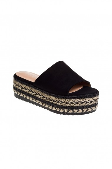 Papuci Rammi RMM-a18/002-black Negru
