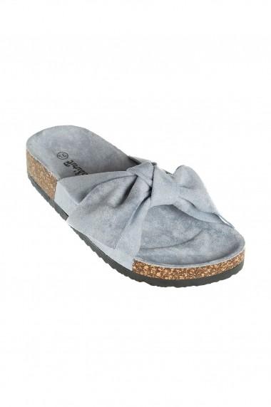 Papuci Rammi RMM-z056gri Gri