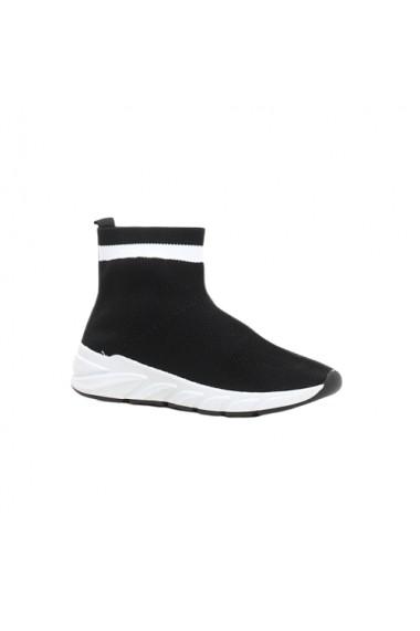 Pantofi sport casual Rammi RMM-p5079black Negru