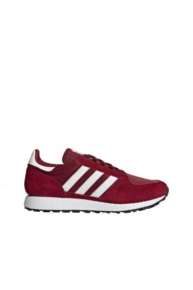 Pantofi sport ADIDAS ORIGINALS GGV713 bordo