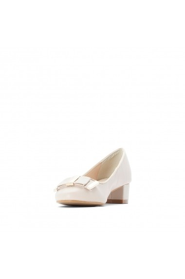 Pantofi cu toc ANNE WEYBURN GDX798 bej
