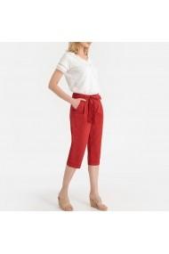 Pantaloni ANNE WEYBURN GGB600 Rosu