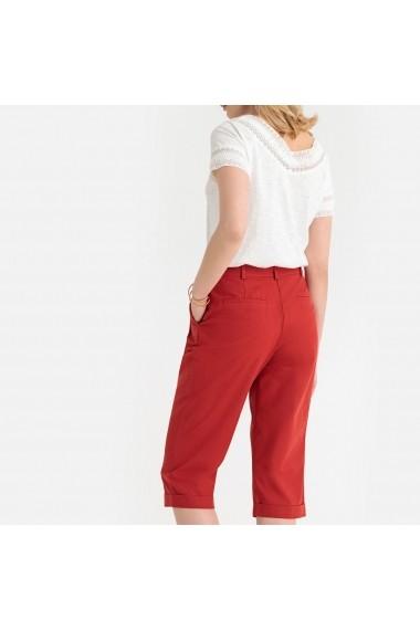 Pantaloni ANNE WEYBURN GGB600 portocaliu