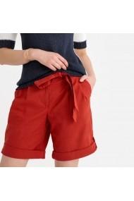 Pantaloni scurti ANNE WEYBURN GGB642 portocaliu