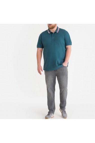 Tricou Polo CASTALUNA FOR MEN GFQ448 albastru