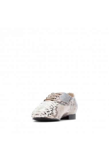 Pantofi derby CASTALUNA GFZ349 animal print - els