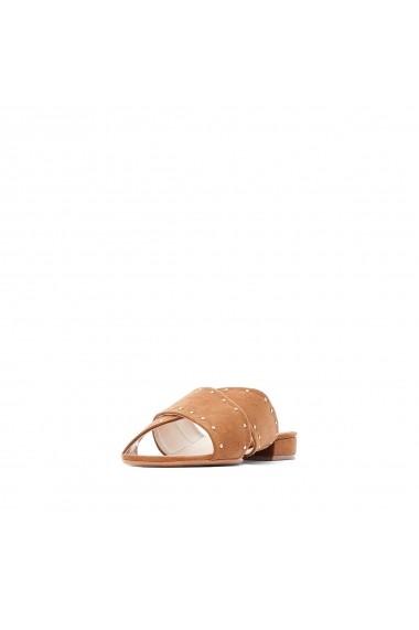Papuci CASTALUNA GGF399 bej