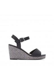 Sandale cu platforma CASTALUNA GGA510 negru