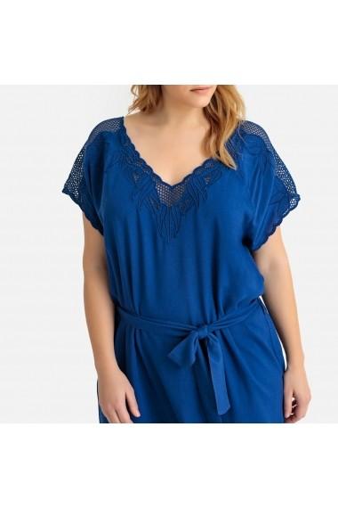 Rochie CASTALUNA GFP825 albastru - els