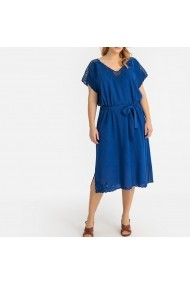 Rochie CASTALUNA GFP825 albastru