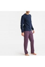 Pijama La Redoute Collections GGL321 bleumarin