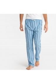 Pantaloni de pijama La Redoute Collections GGR912 albastru