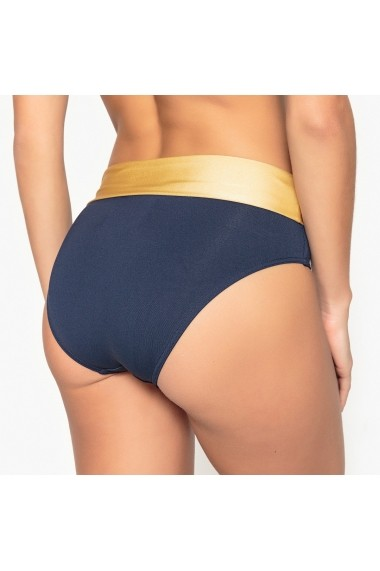 Slip de baie La Redoute Collections GED855-navy blue Bleumarin