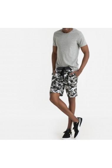 Pantaloni scurti La Redoute Collections GFQ913 gri
