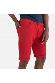 Pantaloni scurti La Redoute Collections GFR580 rosu