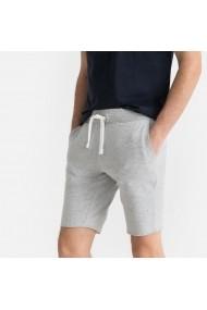 Pantaloni scurti La Redoute Collections GFW877 gri