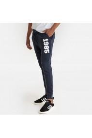Pantaloni sport La Redoute Collections GFQ616 bleumarin