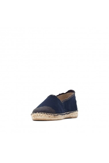 Espadrile La Redoute Collections GGF369 bleumarin