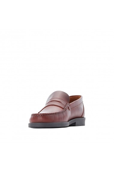 Mocasini La Redoute Collections GFY110 maro