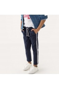 Pantaloni sport La Redoute Collections GFO184 bleumarin