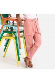 Pantaloni La Redoute Collections GFX700 rosu