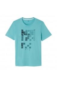 Tricou La Redoute Collections GFS822 albastru