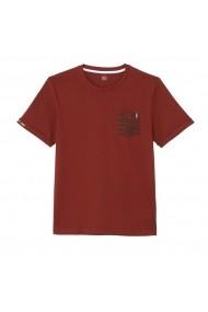 Тениска La Redoute Collections GFS895-13312 червено