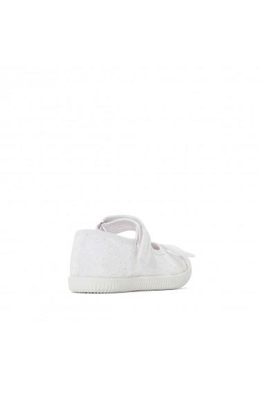 Pantofi sport La Redoute Collections GFX716 alb