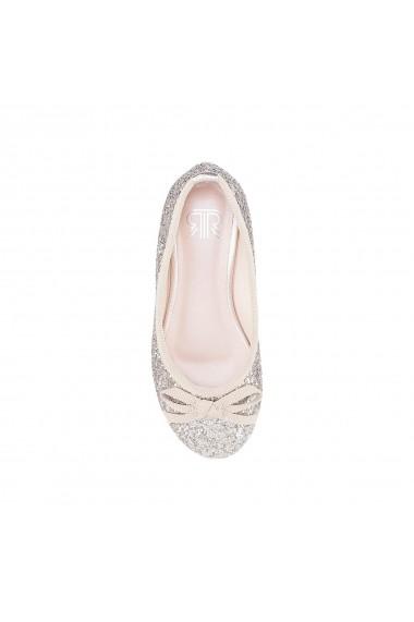 Pantofi La Redoute Collections GFX016 auriu - els
