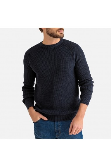 Pulover La Redoute Collections GFP198 Bleumarin