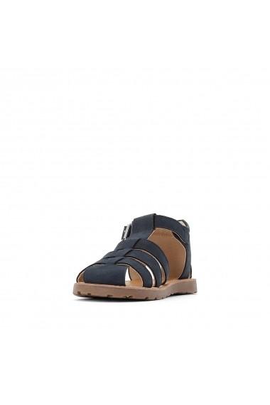 Sandale La Redoute Collections GFO354 bleumarin
