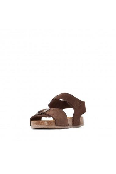 Sandale La Redoute Collections GFX924 maro