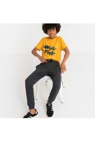 Pantaloni sport La Redoute Collections GFP739 negru