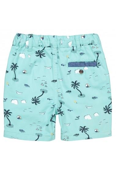 Pantaloni scurti La Redoute Collections GFU575 turcoaz