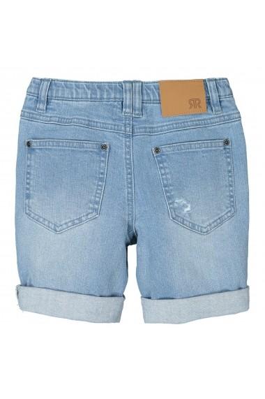 Pantaloni scurti La Redoute Collections GFY261 albastru