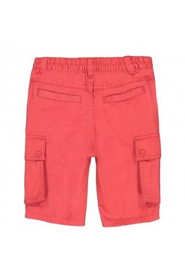 Pantaloni scurti La Redoute Collections GGC397 caramiziu