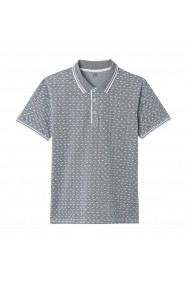 Tricou Polo La Redoute Collections GFR006 albastru